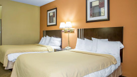 Quality Inn Hotel Merrillville Double Queen