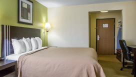 Quality Inn Hotel Merrillville King