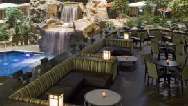 Radisson Hotel at Star Plaza Meeting Merrillville Atrium Bar