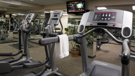 Radisson Hotel at Star Plaza Merrillville Fitness