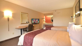 Red Roof Inn Hotel Merrillville Double