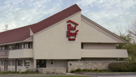 Red Roof Inn Hotel Merrillville Exterior