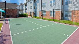Residence Inn Hotel Merrillville Sport Court