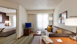 Residence Inn Hotel Merrillville Suite
