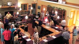 Shady Creek Winery Michigan City wine tastings
