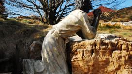 Shrine of Christs Passion Things to Do St John Jesus Kneeling