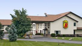 Super 8 Motel Hotel Hammond Exterior