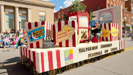 Valparaiso Community Festivals and Events Things to Do Popcorn Festival