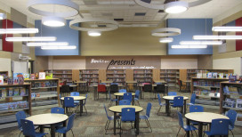 W.C. Reavis Elementary School, Lansing, Illinois