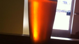 New Oberfalz Griffith Brewery fest amber lager