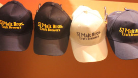 St John Malt Bros Brewery Hats