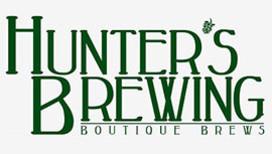Hunters Brewery logo