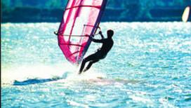 Wold Lake Wind Sail