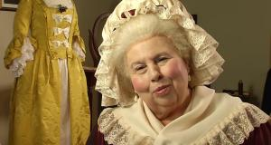 The Marriage of George and Martha Washington