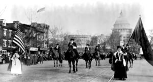 A Suffragist Story - Women in History