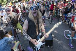 Bikes, Beers and Bands Tour de Fat