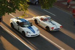 #3 Corvettes