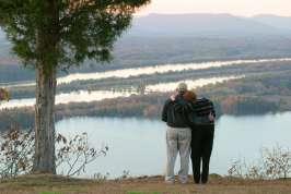 View of Lake Guntersville