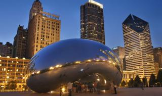 Microsite - Cloud Gate