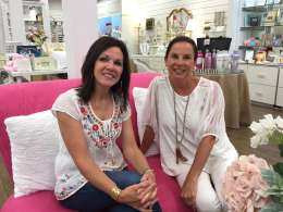 The Downtowners: Missie Alcorn and Lesleigh Drye