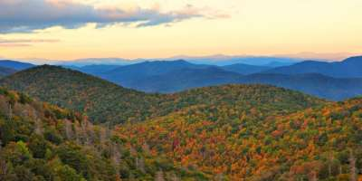 Where to Find Peak Fall Color Right Now