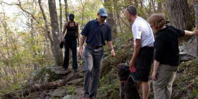 Win President Obama's Vacation to Asheville