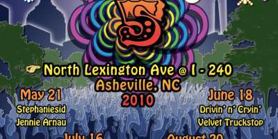 Get Ready for Live Music and Fun in Downtown Asheville