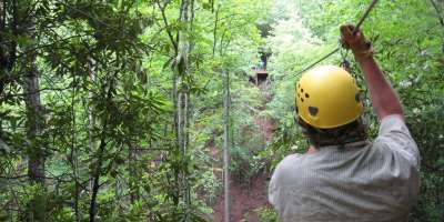 See Nature with Nantahala Gorge Canopy Tours