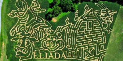 Fall is In the Air, Corn Mazes in Western NC
