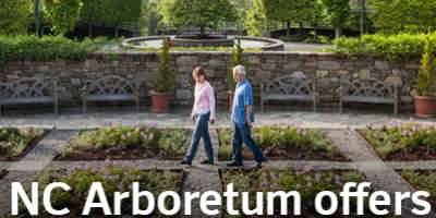 65 Acres of Cultivated Gardens