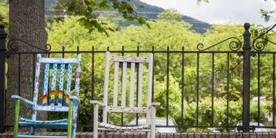 Black Mountain Rocking Chairs