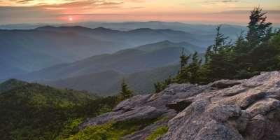 Mount Craig on Deep Gap Trail