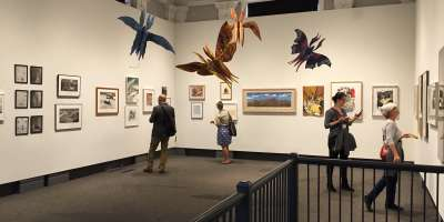 Art Exhibit at the Carnegie Center for Art & History