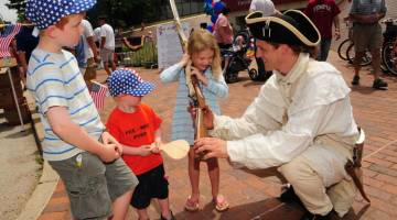 Valley Forge Park - 4th of July