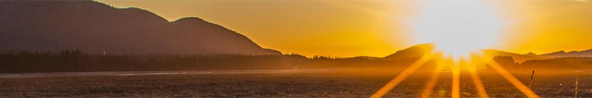 Juneau Sunset