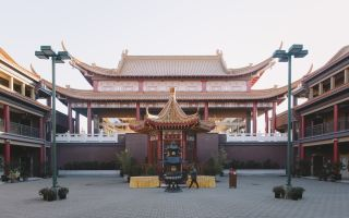 Ling Yen Mountain Temple
