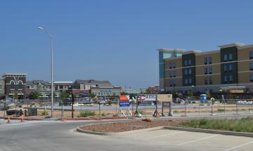 Retail Expansion @ Creekside Crossing