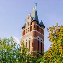 Salisbury Bell Tower