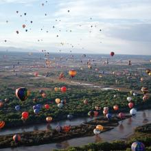 Albuquerque International Balloon Fiesta 14