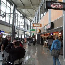 Food Court at ABIA