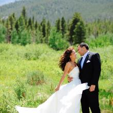 Make Longs Peak your Wedding Backdrop