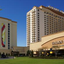 Golden Nugget Rush Tower