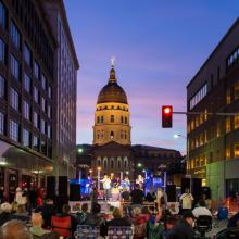 Five ways to make Country & Food Trucks in Topeka the finale to the best day in May