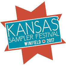 Find us at the final Kansas Sampler Festival