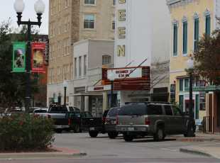 Historic downtown Bryan