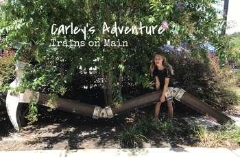 Carley's Adventure: Trains on Main
