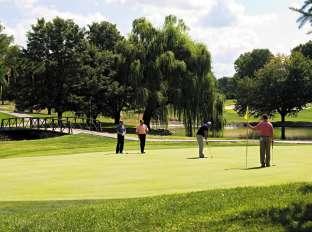 Marriott Griffin Gate Golf