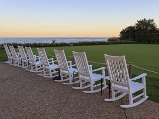 Ocean House rocking chairs