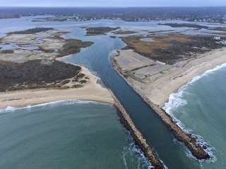 Narragansett helicopter view