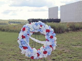 Shannon Petrunak, Flight 93 National Memorial, Stoystown (2)